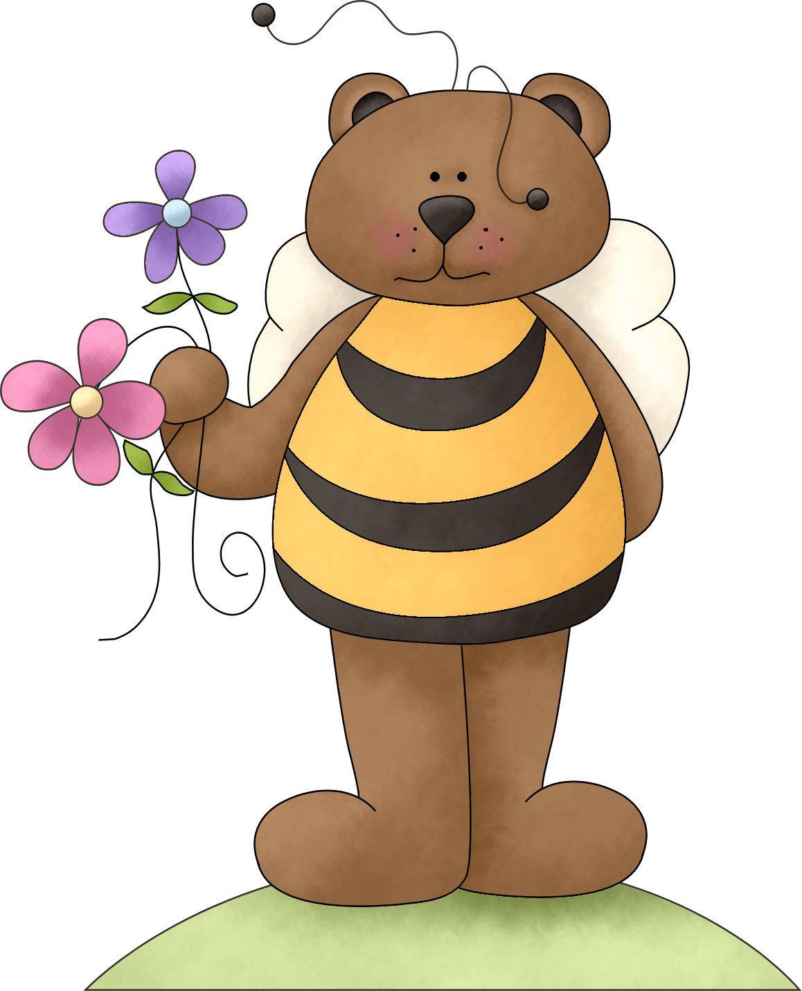 Bee bear.