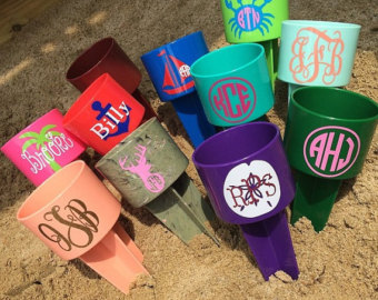 Beach cup.