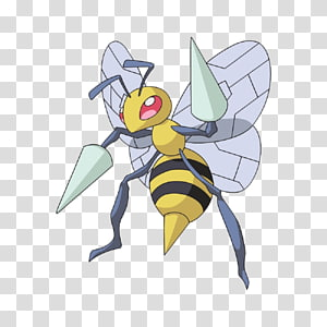 Beedrill PNG clipart images free download.