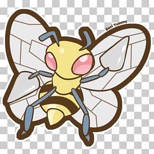 53 beedrill PNG cliparts for free download.