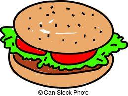Beefburger Stock Illustration Images. 372 Beefburger illustrations.