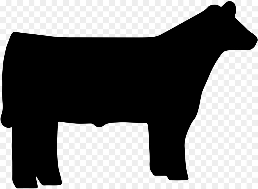 Free Beef Cow Silhouette, Download Free Clip Art, Free Clip Art on.