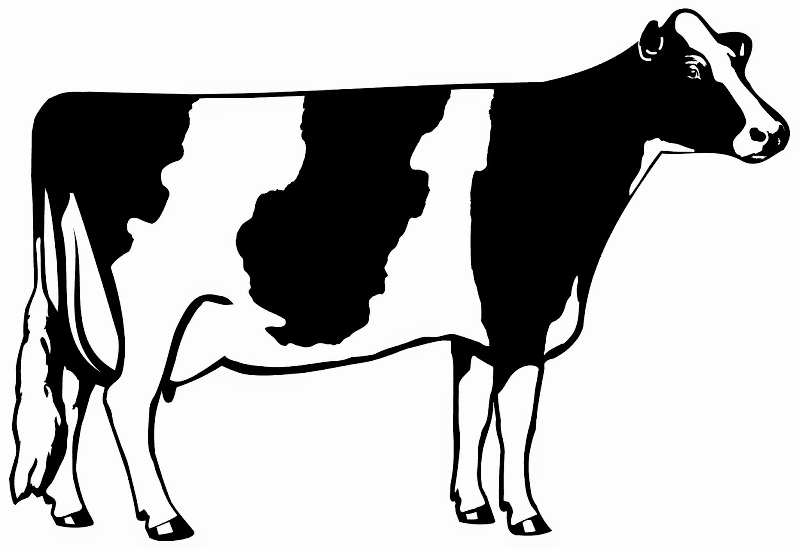 Beef feet clipart - Clipground for Beef Clipart Black And White  146hul
