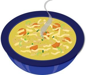 Soups Clipart Image.
