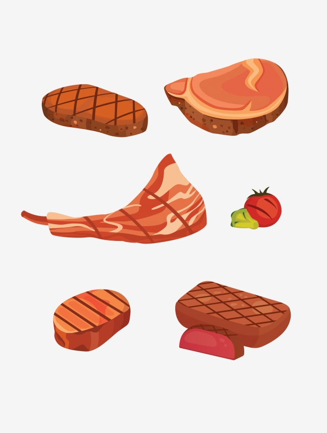 Beef Steak PNG Images.