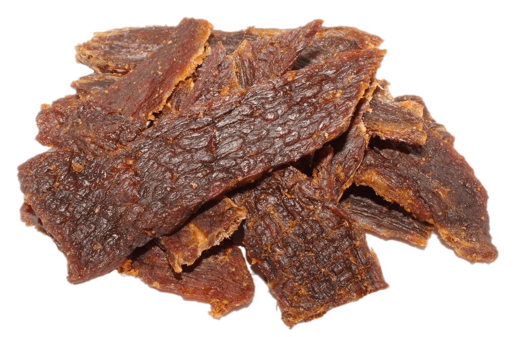 Original Beef Jerky transparent PNG.
