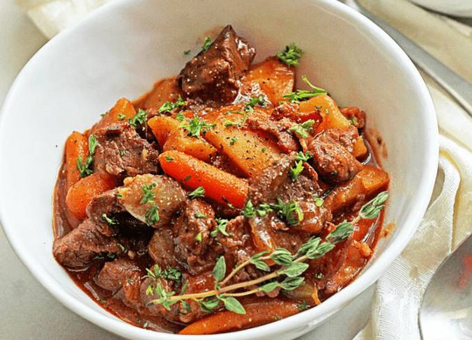 Beef Stew Recipe (How to Make Beef Stew).