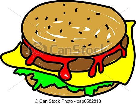 Beefburger Stock Illustration Images. 280 Beefburger illustrations.