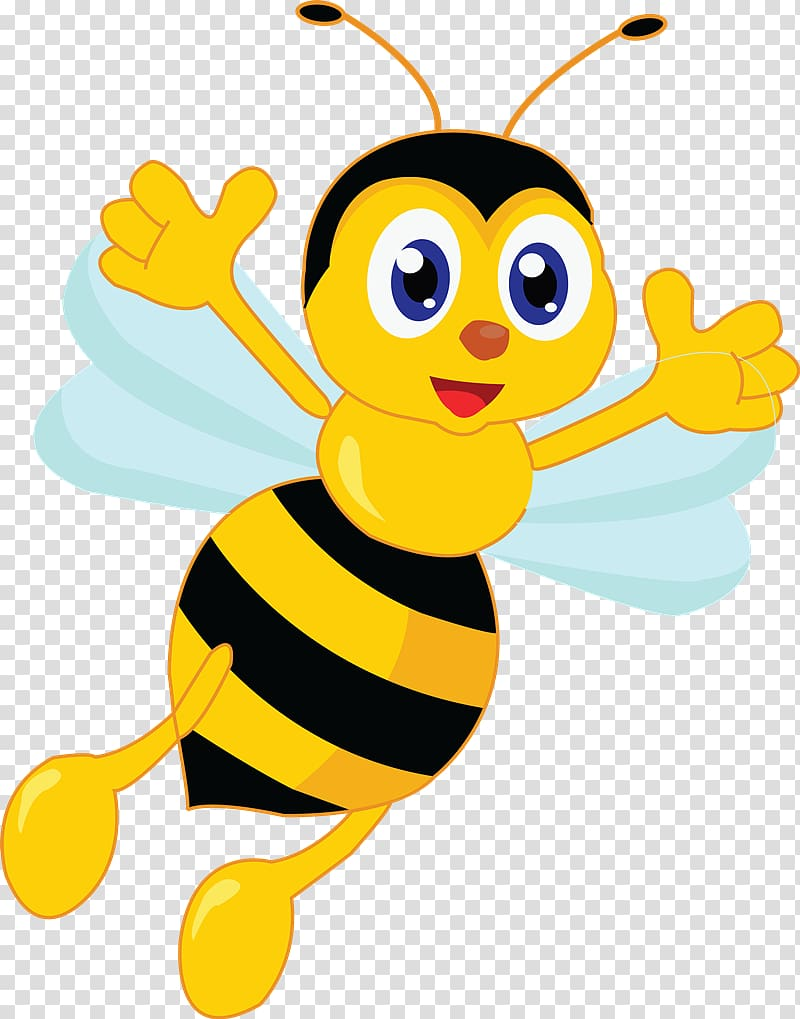 Queen bee Free content , Bee transparent background PNG clipart.