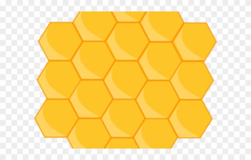Hexagon Clipart Honeycomb.
