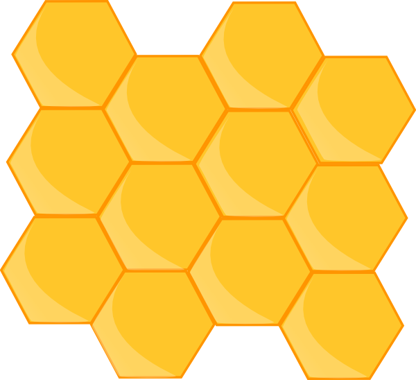 cartoon bee and beehive images.
