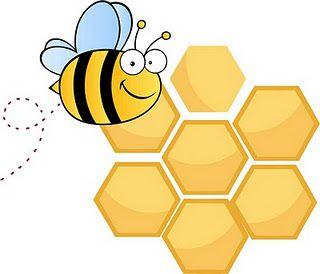 Hexagons, Honeybees, and Honeycombs.