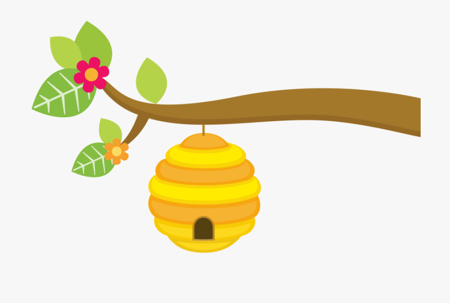 Bee Hive Clipart Themed Printable.