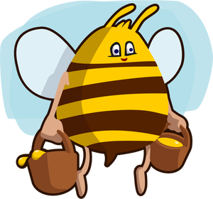 113 honey bee clip art free.