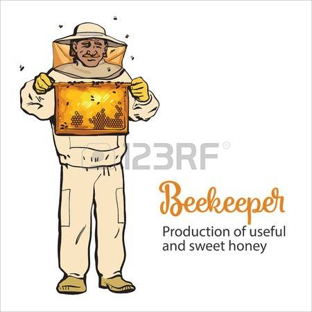 761 Apiary Beekeeper Stock Vector Illustration And Royalty Free.