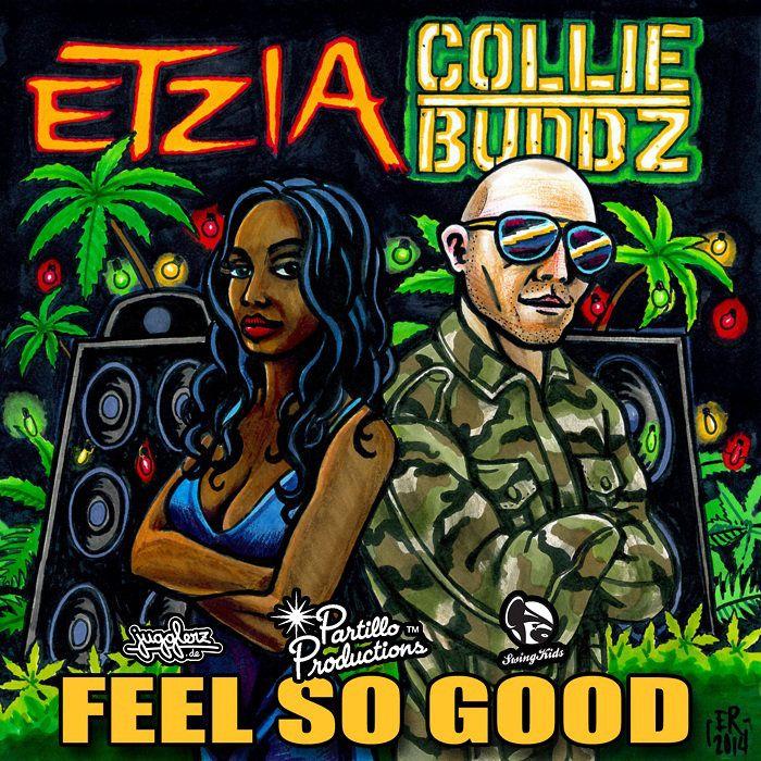 Collie Buddz & Etzia.