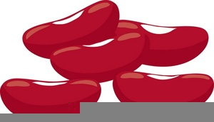 Jelly Beans Clipart.