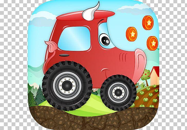 Kids Car Racing Game.
