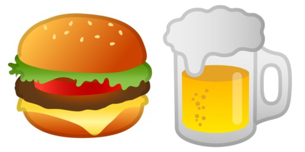 Burger clipart emoji, Burger emoji Transparent FREE for.