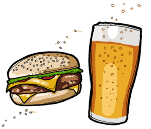 The best free Burger clipart images. Download from 107 free.