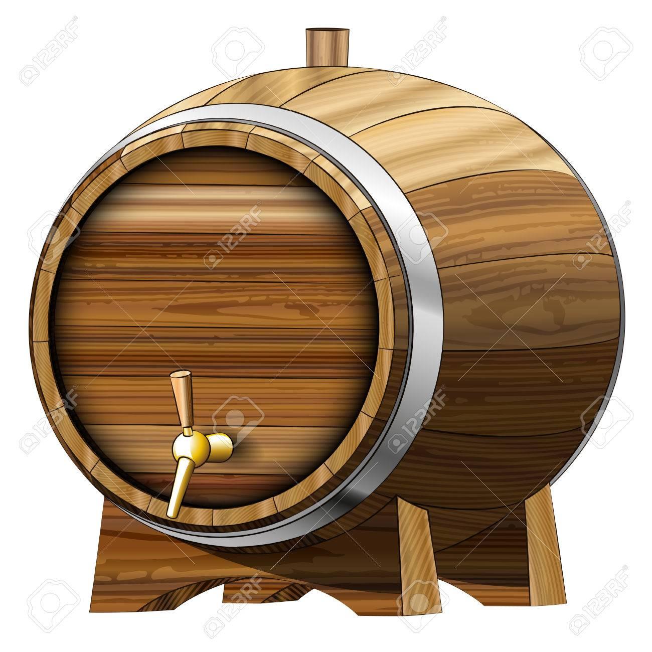Beer barrel » Clipart Station.