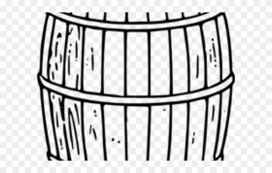 Barrel Clipart Beer Barrel.