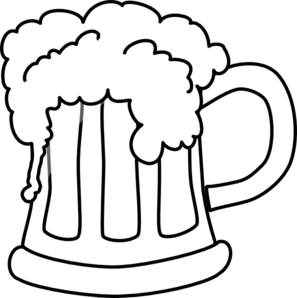 Free Beer Can Clipart Black And White, Download Free Clip.