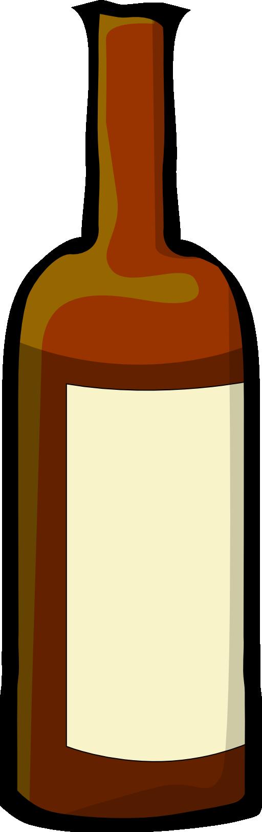 Beer bottle clip art.