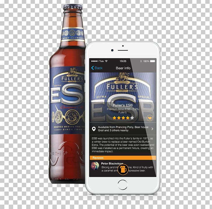 Fuller\'s Brewery Beer Bottle Ale Lager PNG, Clipart, Free.