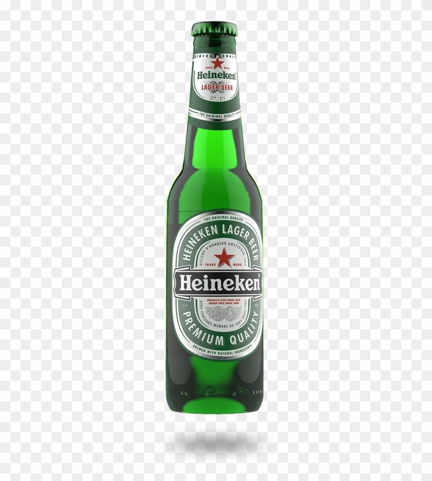Heineken Front Label.
