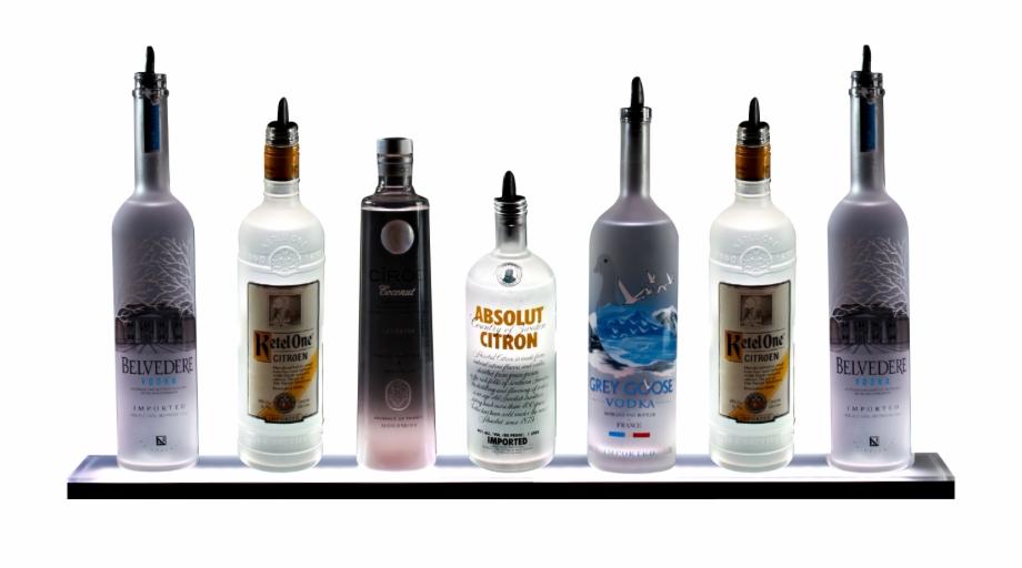 Bar Bottles Png.