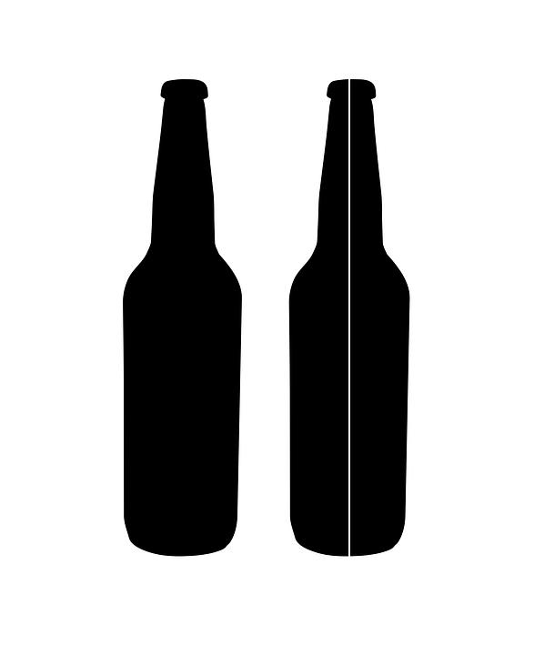 Beer Bottle Alcohol.