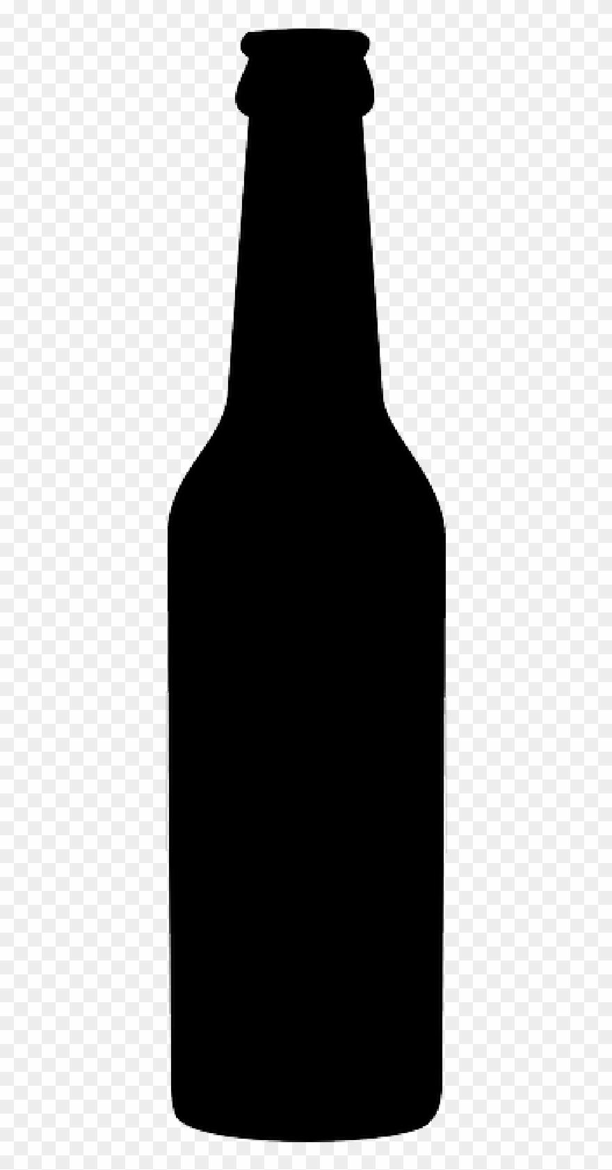 Beer Bottle Vector Png Clipart (#44622).