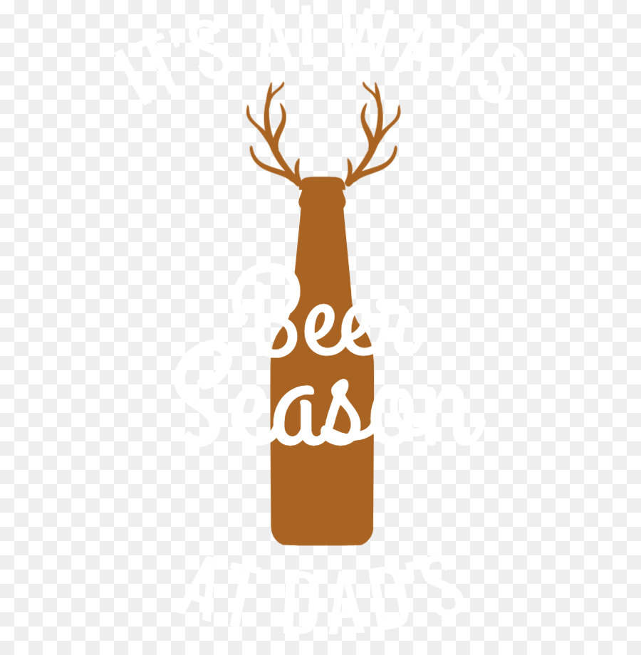 Reindeer Antler Logo Table.