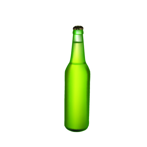 Bottle Vector.
