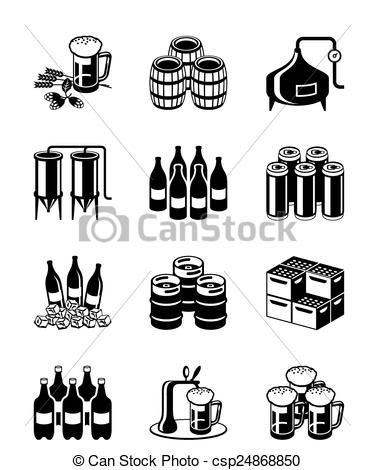 Brew Beer Clip Art.