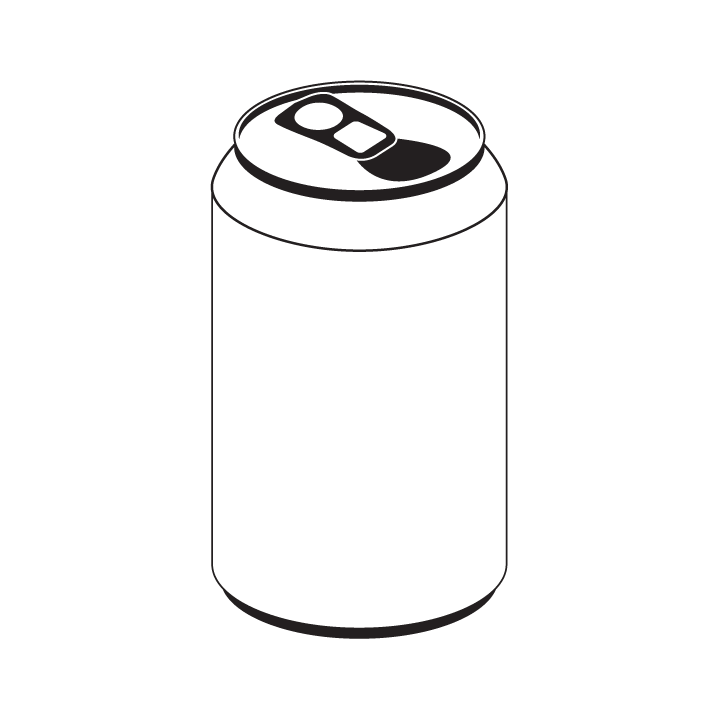 Beer Can Clipart Black And White (95+ images in Collection) Page 1.