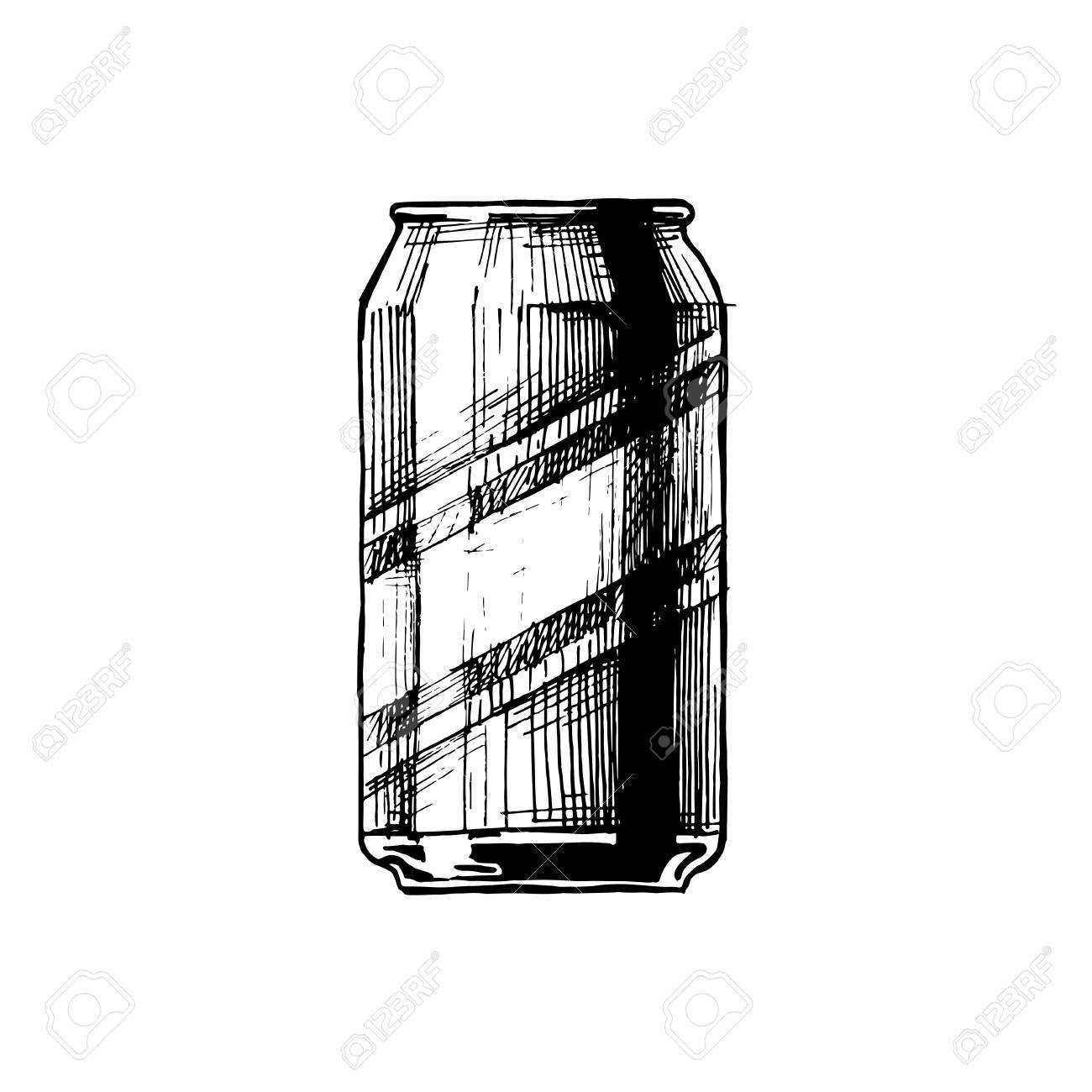 Beer Can Clipart Black And White (95+ images in Collection) Page 2.
