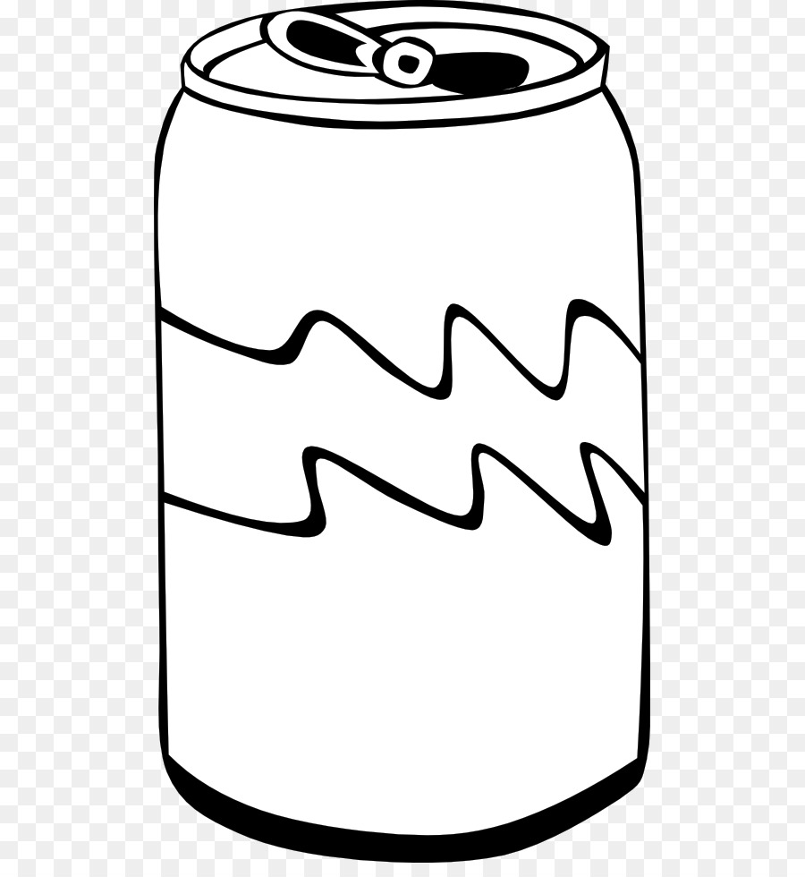 Beer Can Drawing.