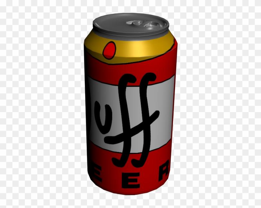 Drink Beer Can 3d Model Max Obj Mtl 1.