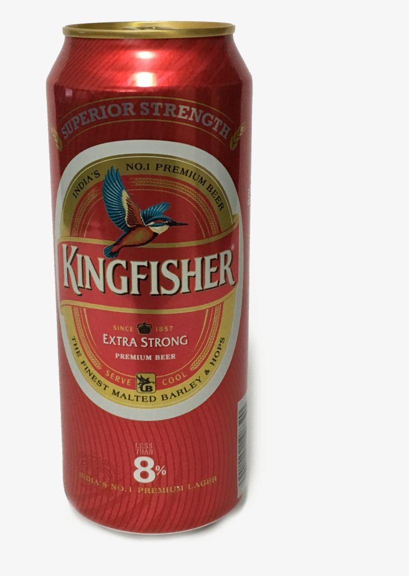 Kingfisher Beer Can Png.