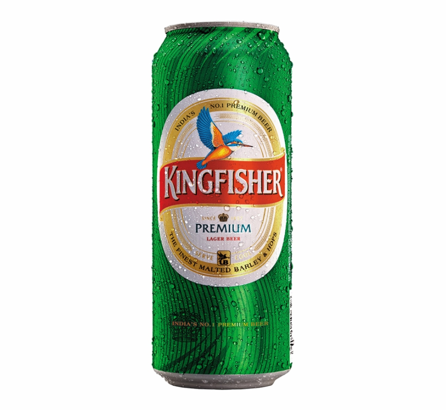 Kingfisher Beer Png.