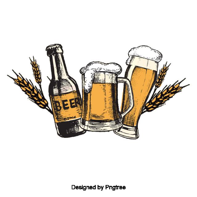 2019 的 Aesthetic Cartoon Beer Summer Drink, Beautiful, Exquisite.