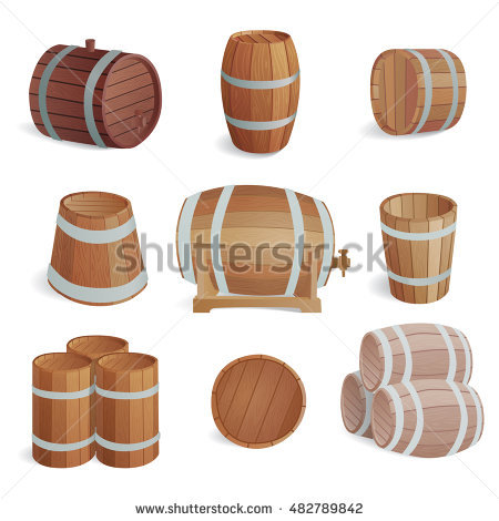 "wooden Casks"" Stock Photos, Royalty."