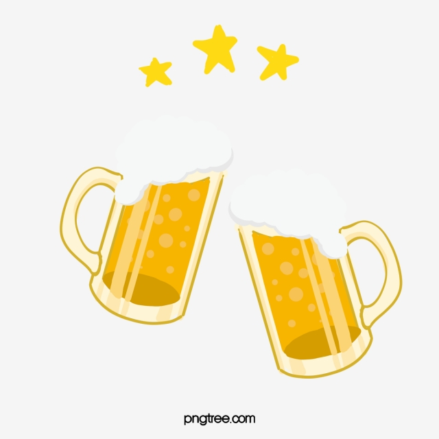 Beer Cheers, Beer Clipart, Beer PNG Transparent Clipart Image and.