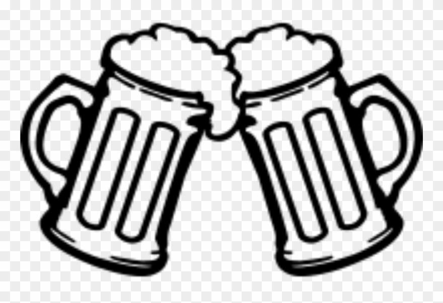 Clip Art Freeuse Library Vector Beer Cheer.