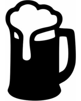 Beer Mug Clipart Black And White (96+ images in Collection) Page 1.