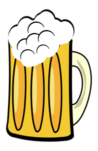 1241 free clipart beer glass.