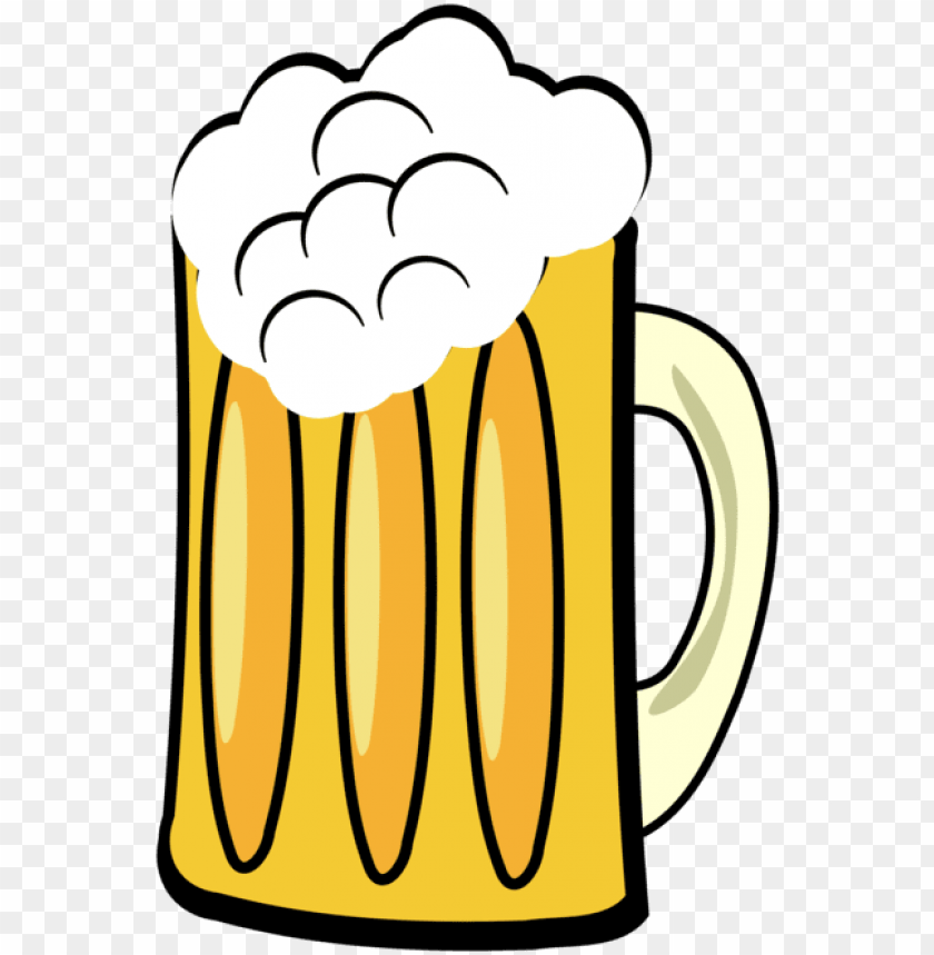 transparent background beer clipart PNG image with.