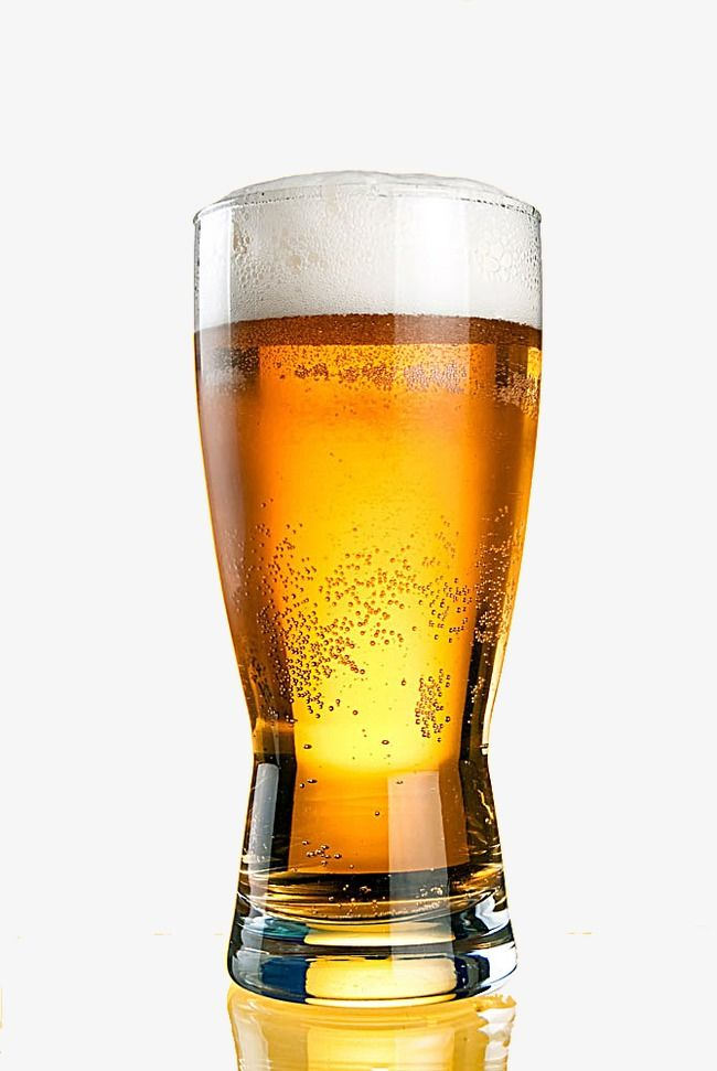 Glass Of Beer, Beer Clipart, Glass, Beer PNG Transparent.